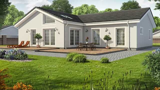 Thumbnail Bungalow for sale in Holm Road, Crossford, Carluke