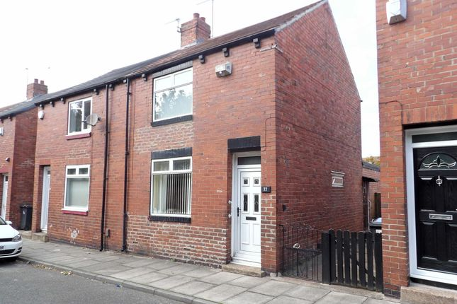 Thumbnail 3 bed semi-detached house for sale in Greathead Street, South Shields
