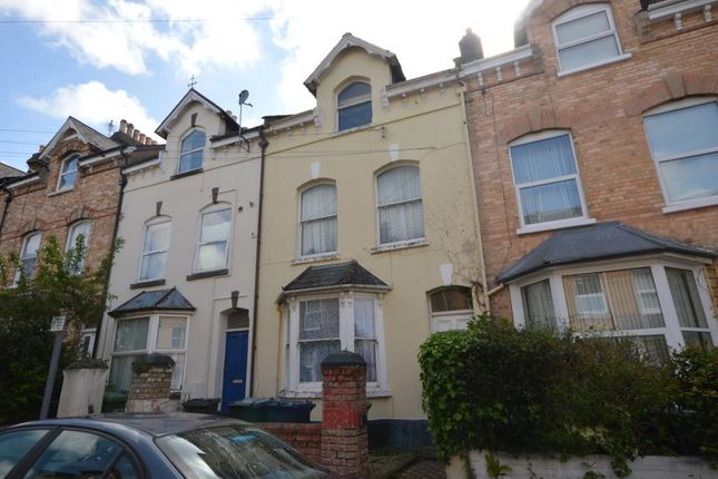 Thumbnail Flat to rent in Raleigh Road, Exeter, Devon