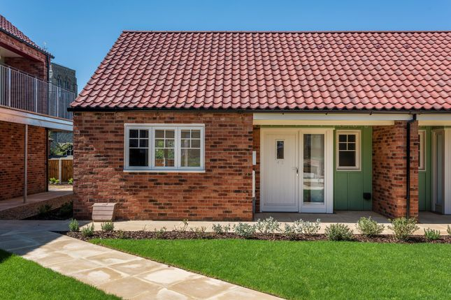 Thumbnail Semi-detached bungalow for sale in York Place, Becclesgate, Dereham