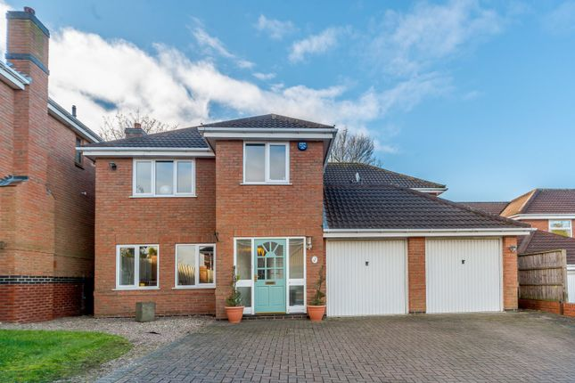 Thumbnail Property for sale in The Hedgerows, Wilnecote, Tamworth
