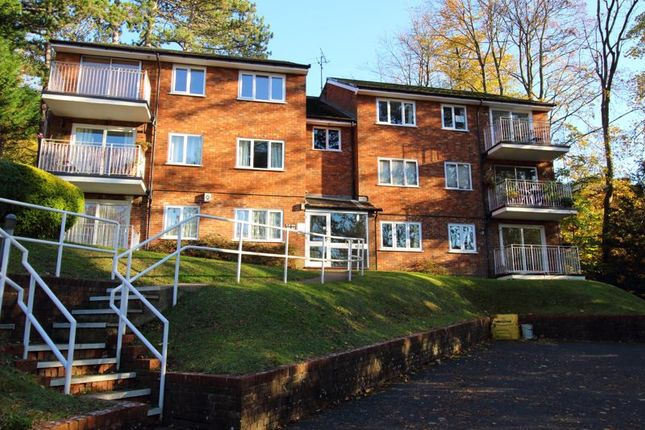 Thumbnail Flat to rent in Court Bushes Road, Whyteleafe
