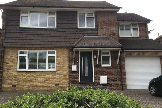 Thumbnail Detached house for sale in Elmfield Way, Sanderstead, South Croydon