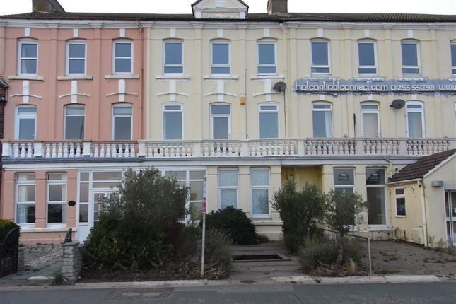 Thumbnail Flat to rent in The Gables, Marine Parade, Harwich