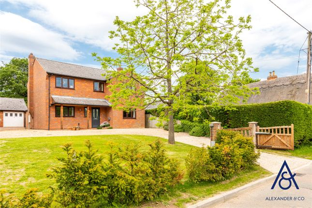 Thumbnail Detached house for sale in Little Horwood Road, Great Horwood, Milton Keynes