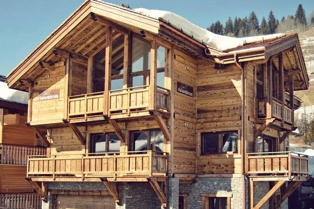 Thumbnail Chalet for sale in Les Gets, France
