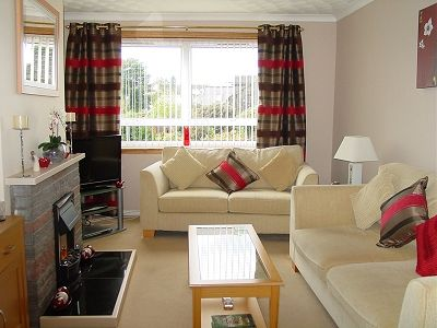 Lounge of 6 New Road, Wigtown DG8