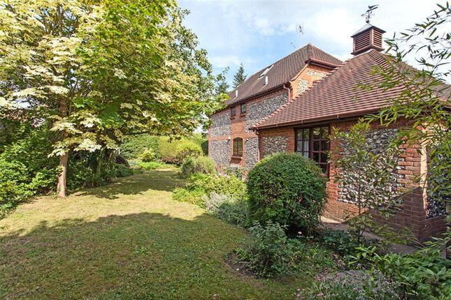 Thumbnail Semi-detached house for sale in West Street, Marlow, Buckinghamshire
