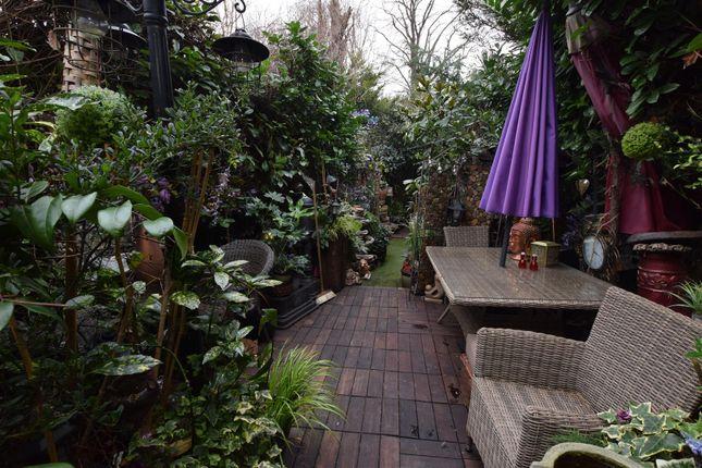 Garden of Gresham Drive, Chadwell Heath, Romford RM6