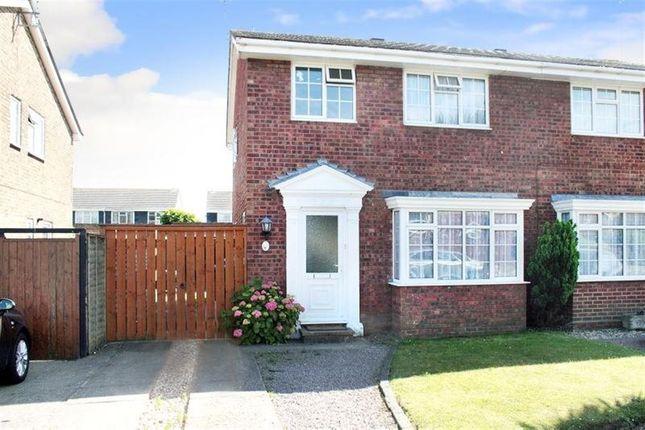 Thumbnail Semi-detached house to rent in Leeward Road, Littlehampton