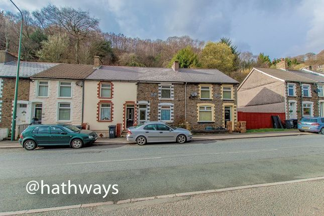 Thumbnail Terraced house for sale in Aberbeeg Road, Aberbeeg, Abertillery