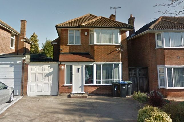 Thumbnail Detached house for sale in Corby Crescent, London