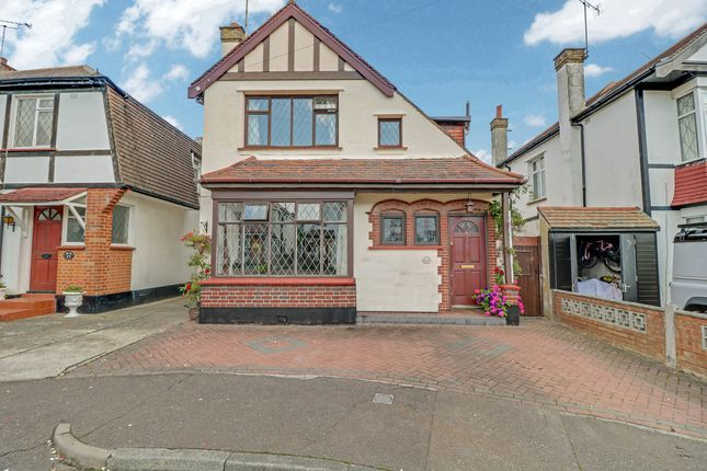 Thumbnail Detached house for sale in Hamilton Close, Leigh-On-Sea