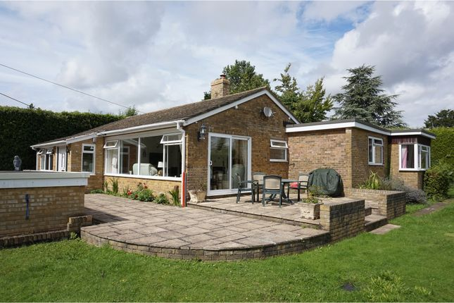 Thumbnail Detached bungalow for sale in Tytherley Road, Salisbury