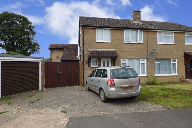 Thumbnail Semi-detached house for sale in Limerick Close, Milborne Port, Sherborne