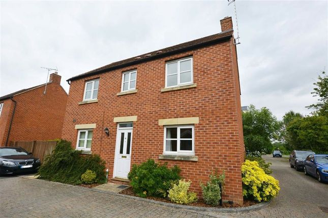 Thumbnail Detached house for sale in The Plantation, Hardwicke, Gloucester