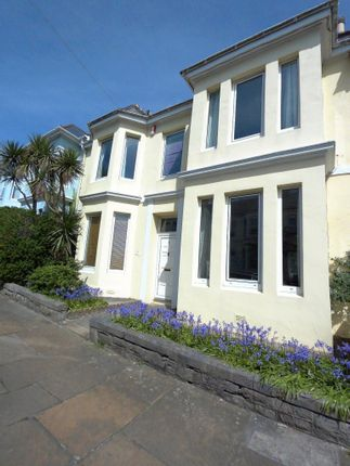 Thumbnail Town house to rent in Greenbank Ave, St Judes, Plymouth