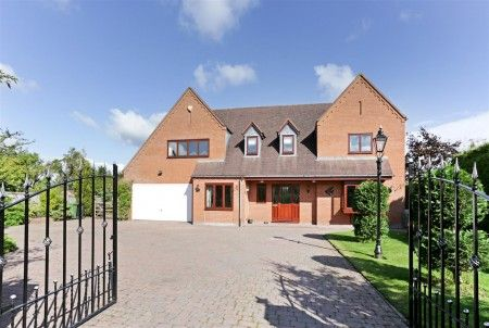 5 bed detached house for sale in Cider Mill Lane, Bradley Green, Worcestershire