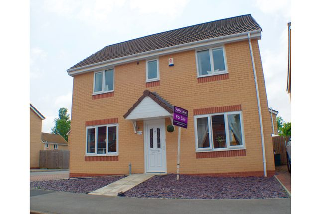 Thumbnail Detached house for sale in Lime Avenue, Doncaster