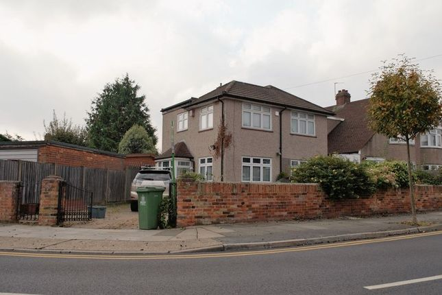 Thumbnail Detached house to rent in Northumberland Avenue, Welling