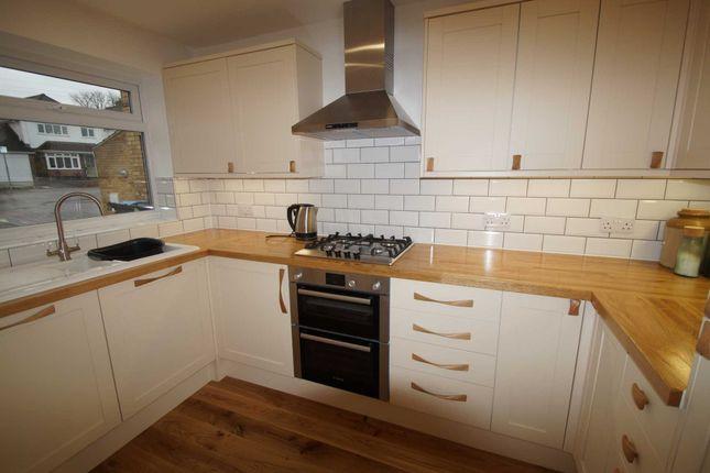 Thumbnail Semi-detached house to rent in Kingsland Road, Hemel Hempstead