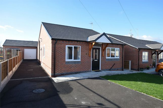 Thumbnail Detached bungalow to rent in Main Road, Shirland, Alfreton, Derbyshire