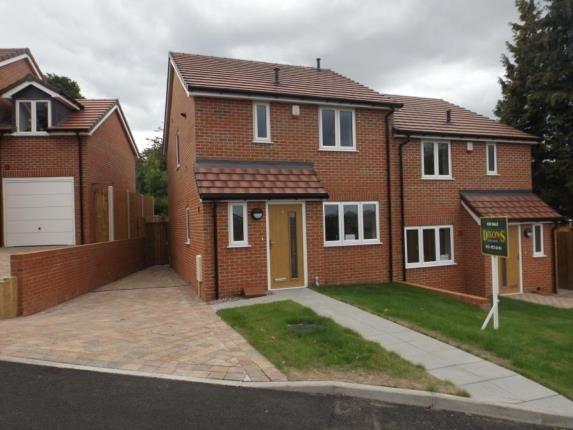 Thumbnail Semi-detached house for sale in The Fenwicks, 623A Bristol Road South, Northfield, Birmingham