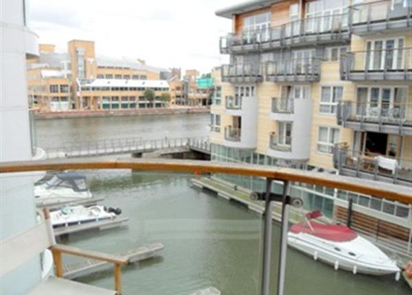 Thumbnail Flat to rent in Marina Place, Hampton Wick, Kingston Upon Thames