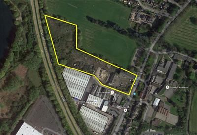 Thumbnail Land for sale in Britannia Works, Melton Road, Thurmaston, Leicester, Leicestershire