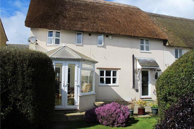 Thumbnail End terrace house for sale in Redlands Lane, Broadwindsor, Beaminster, Dorset