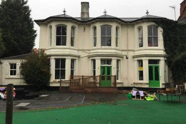 Thumbnail Leisure/hospitality for sale in 8 Sherwood Rise, 8 Sherwood Rise, Nottingham