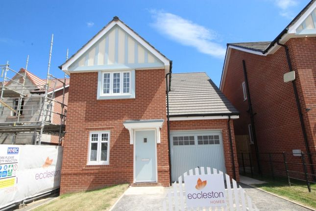 Thumbnail Detached house for sale in The Frodsham, Garrett Manor, Norton Road, Worsley, Manchester
