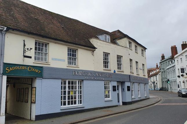 Thumbnail Commercial property for sale in Newbury, Berkshire