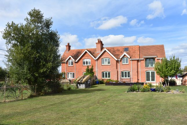 Thumbnail Semi-detached house for sale in Lower Bagber, Sturminster Newton