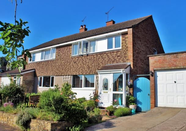 Thumbnail Semi-detached house for sale in Olive Gardens, Alveston, Bristol