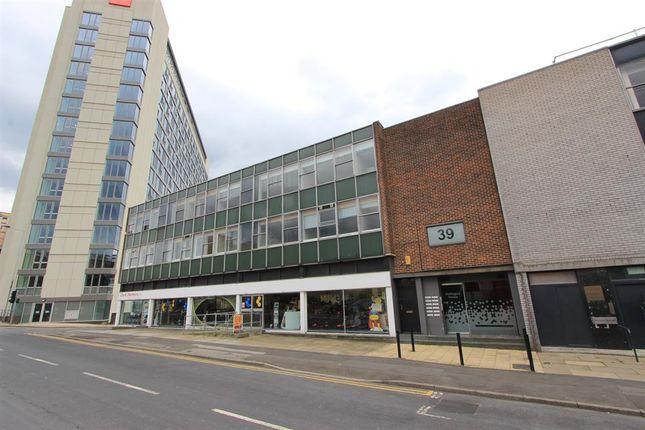 External of Wellington Street, Sheffield S1