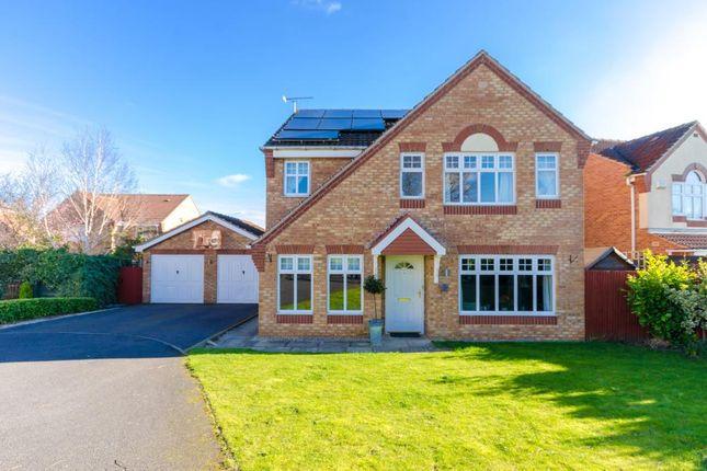 Thumbnail Detached house for sale in Newbury Road, Newark, Nottinghamshire