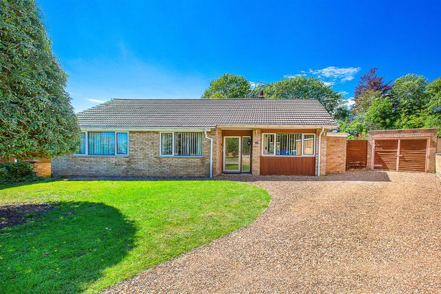 Detached bungalow for sale in Raleigh Close, Corby