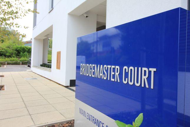 Thumbnail Flat to rent in Bridgemaster Court, Norwich