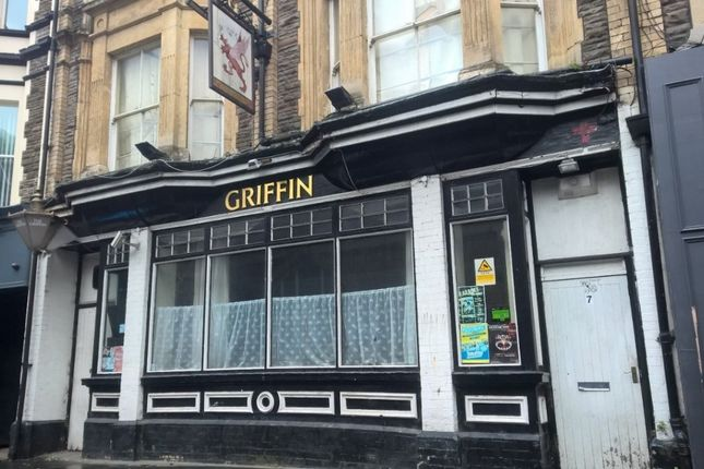 Thumbnail Pub/bar for sale in Griffin Street, Newport
