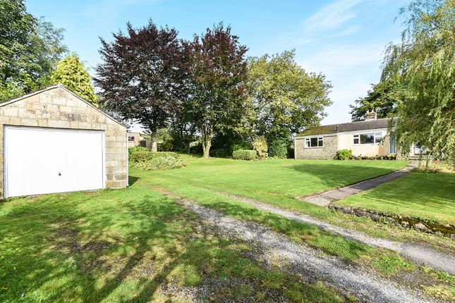 Thumbnail Detached bungalow for sale in Alton Lane, Littlemoor, Ashover, Chesterfield
