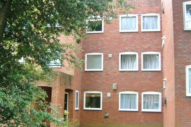 Thumbnail Flat to rent in Jacoby Place, Priory Road, Edgbaston, Birmingham