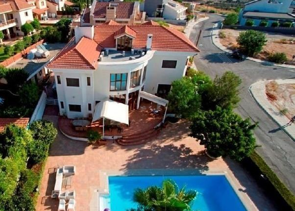 Thumbnail Detached house for sale in Limassol, Cyprus