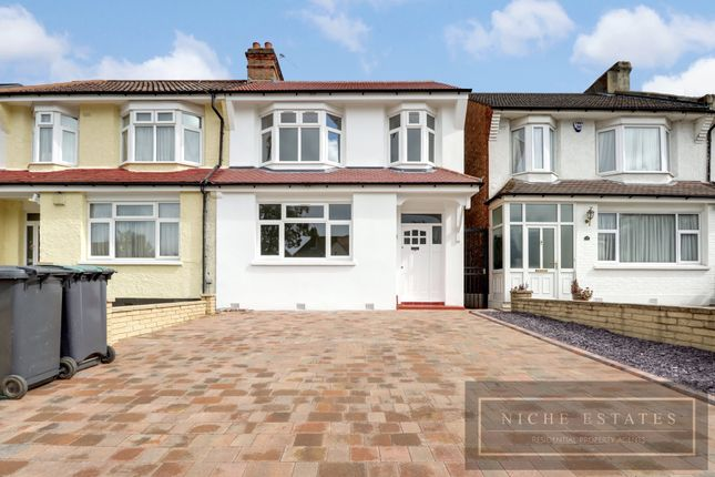Thumbnail Semi-detached house to rent in Durnsford Road, London