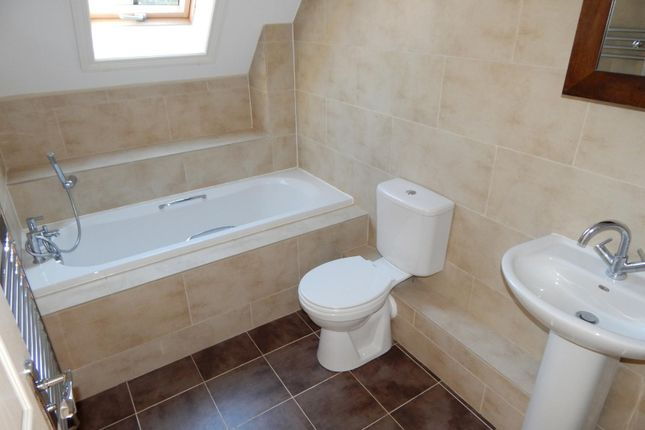 Bathroom of The Goffs, Eastbourne BN21