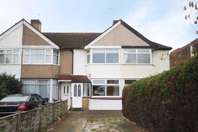 Thumbnail Terraced house to rent in Uxbridge Road, Feltham
