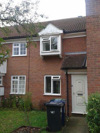 Thumbnail Terraced house to rent in The Rowans, Milton, Cambridge