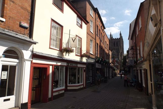 Thumbnail Flat to rent in 14 Church Street, Hereford, Hereford, Herefordshire
