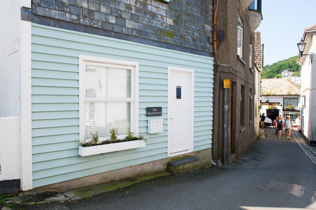 Thumbnail Cottage for sale in Castle Street, East Looe, Cornwall