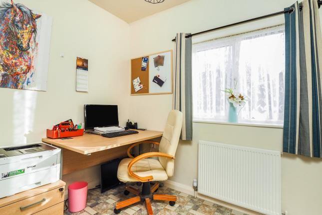 Bedroom Three of Leybourne Drive, Nottingham, Nottinghamshire NG5